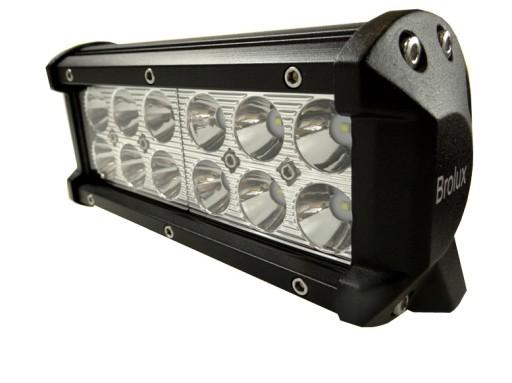 LAMPA SAMOCHODOWA LED 36W 9-60V 1300lm ZIMNA