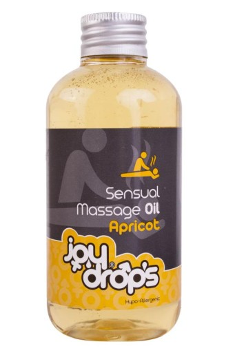 Sensual Massage Oil - 250ml - Apricot