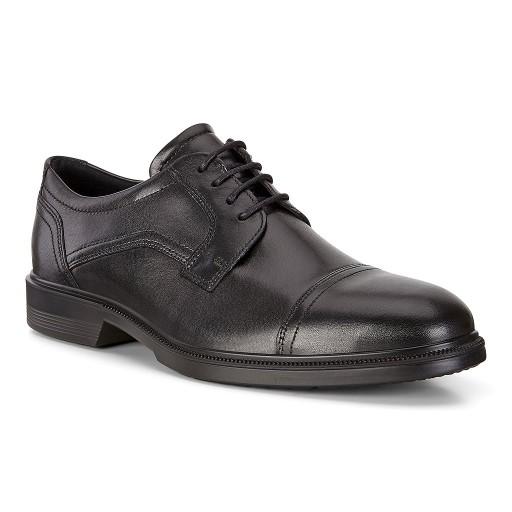 0d1f7e13f37cf3 Eleganckie obuwie wyjściowe ECCO LISBON r.45 7315636885 - Allegro.pl