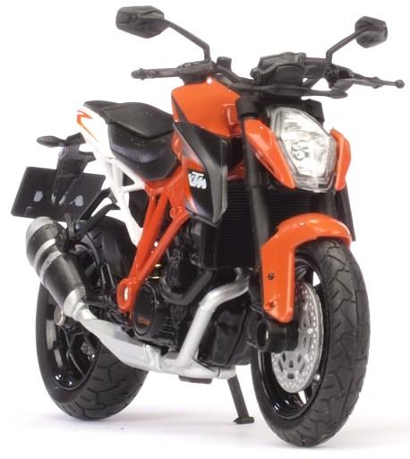 Motocykl Motor Terenowy Ktm 1290 Super Duke R 1 18 8989548920 Allegro Pl