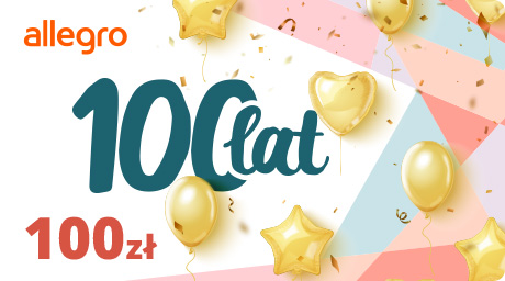 Karta Podarunkowa Sto Lat - 100 zł