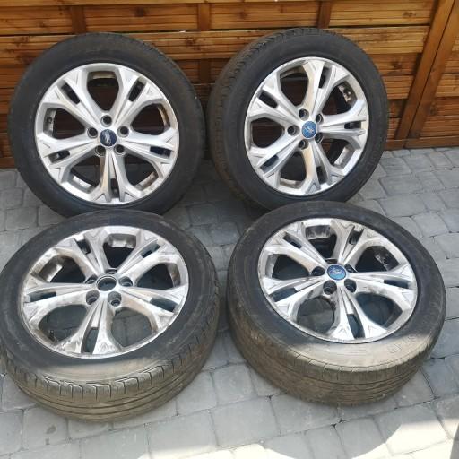Felgi Aluminiowe Ford Galaxy Mk3 S Max 17 Quot Zlotniki Kujawskie Allegro Pl