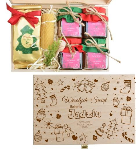Zestaw Na Swieta Boze Narodzenie Prezent Upominek 7646772087 Allegro Pl