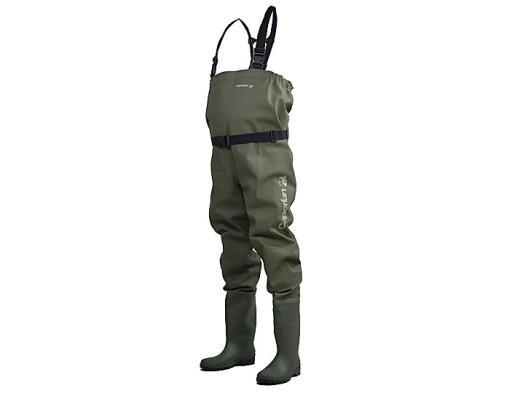 Wodery Spodniobuty Kalosze Grube Solidne Bezszwowe 9012524435 Allegro Pl
