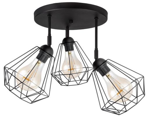 lampy sufitowe podłużne do przedszkola