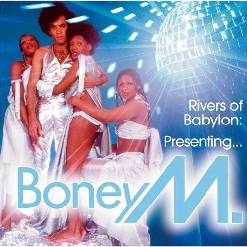 BONEY M. Rivers of Babylon CD Największe przeboje