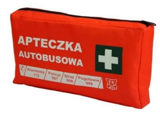 АПТЕЧКА для bus-автобус и т. д. тип DIN13157+мундштук