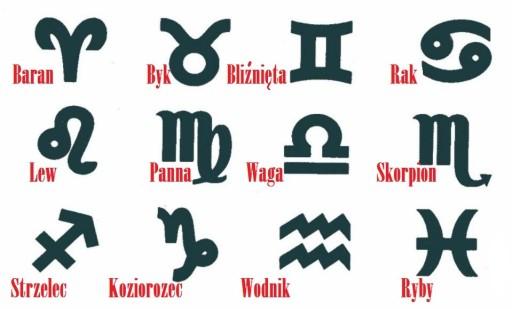 Tatuaż Tymczasowy Znak Zodiaku Symbol Skorpion 116