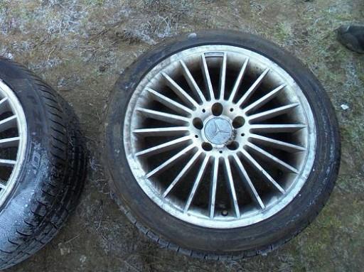 Mercedes W211 E55 Amg Felga Aluminiowa 245 40r18 Sulejowek Allegro Pl