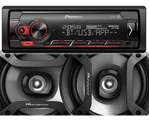 Pioneer Mvh S320bt Usb Radio Samochodowe Spotif Bt 8985517472 Sklep Internetowy Agd Rtv Telefony Laptopy Allegro Pl