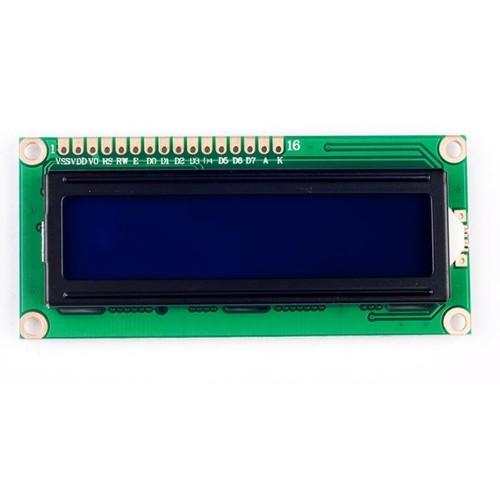 Wyświetlacz LCD 1602 16x2 HD44780 Arduino
