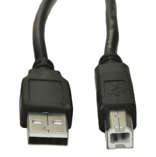 Kabel do Drukarki Przewód Drukarkowy USB 5m DŁUGI