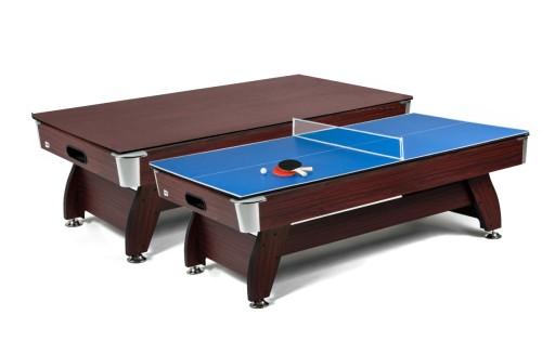 Stół Bilardowy 9ft Z Nakładką Pingpongakcesoria