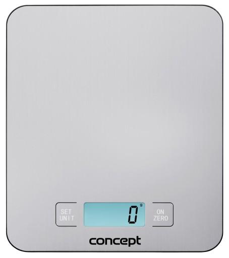 Waga kuchenna cyfrowa 15kg precyzyjna Concept