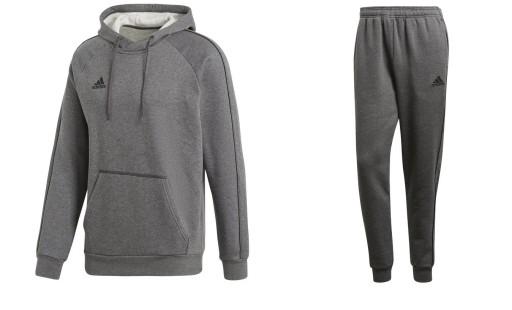 Dres bawełniany Adidas bluza,spodnie rozmiar M Zdjęcie