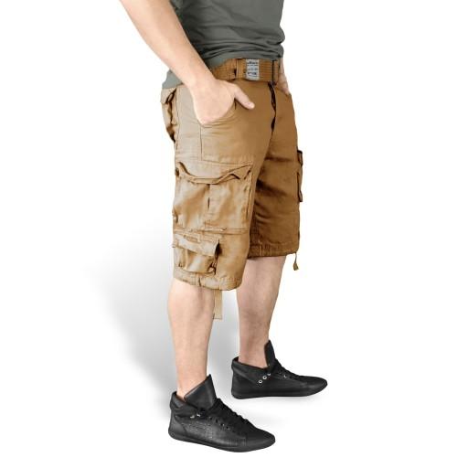 SURPLUS KrÓtkie Spodnie Spodenki M65 Division XL 7307028939 Odzież Męska Spodenki QH WPJVQH-5