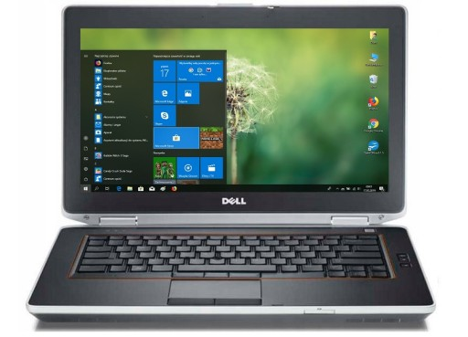 Laptop Dell E6420 HD+ i7x3,5Ghz 8GB 256SSD W7/10