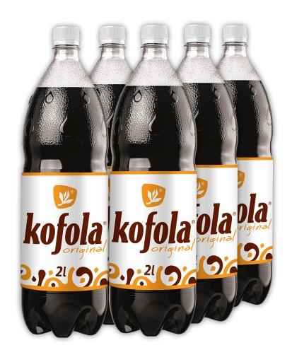 Kofola Original Mega Paka 8x2L. Oryginalna z Czech