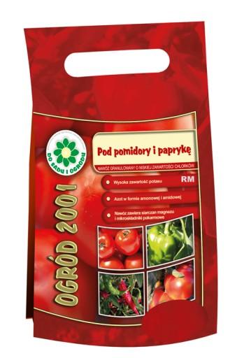 Nawoz Pomidor 5kg S Lepsze Plony Pomidorow Papryki 8947615164 Allegro Pl
