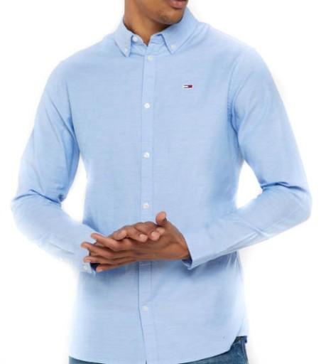 Koszula Tommy Hilfiger Tommy Jeans DM0DM06562