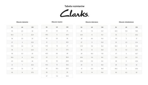 Mokasyny Clarks Step Isle (261489677) r. 47 9084466183