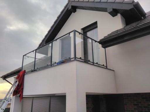 Balustrady Balkonowe Tarasowe Schodowe Inox Fv