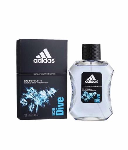 timeless design d236c 5b47b Perfumy męskie Adidas Ice Dive 100 Ml 7609259603 - Allegro.p