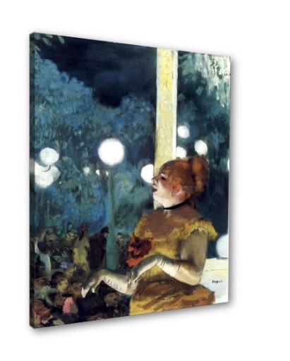 Edgar Degas Piosenka o psie