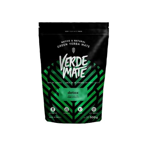 Yerba Mate Green Verde Mate DETOX 0,5kg 500g