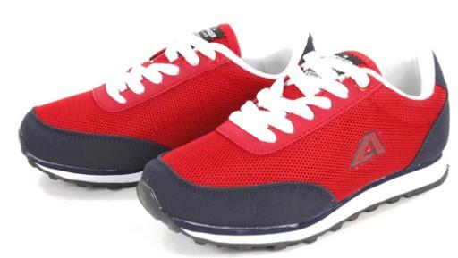 Obuwie Sportowe Adidasy Czerwone American roz.32