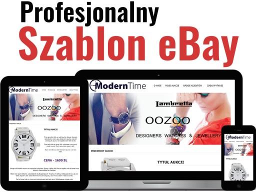 Ebay Responsywny Szablon Aukcji Szablony Fv Sklep Komputerowy Allegro Pl