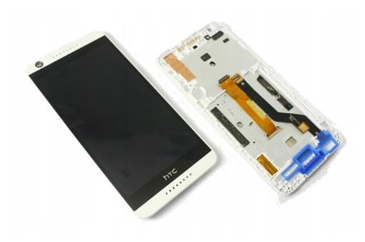 WYŚWIETLACZ LCD EKRAN DOTYK RAMKA HTC DESIRE 626g