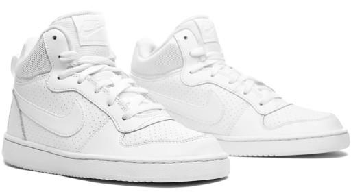 Buty Nike Court Borough 839977 100 37 5 Za Kostke 8800097583 Allegro Pl