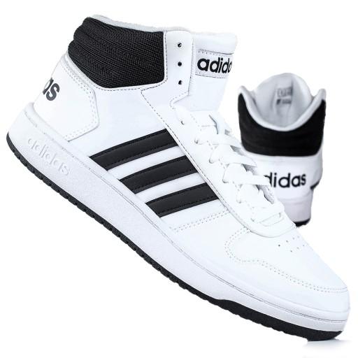 Buty męskie Adidas Hoops 2.0 MID BB7208
