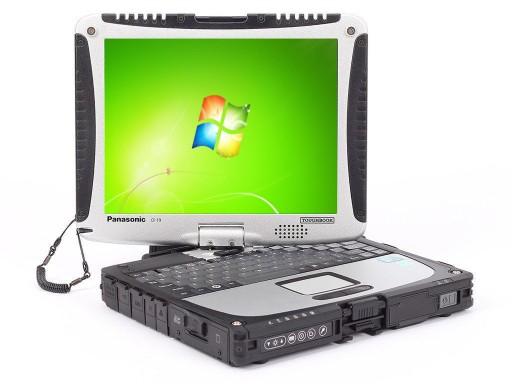 PANASONIC TOUGHBOOK CF-19 * 8GB * 128GB SSD