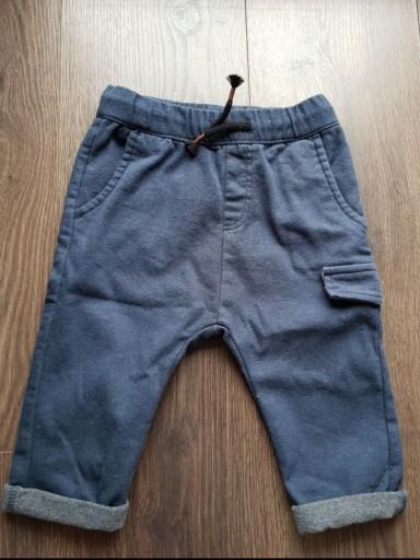 Spodnie chłopięce ZARA r.86