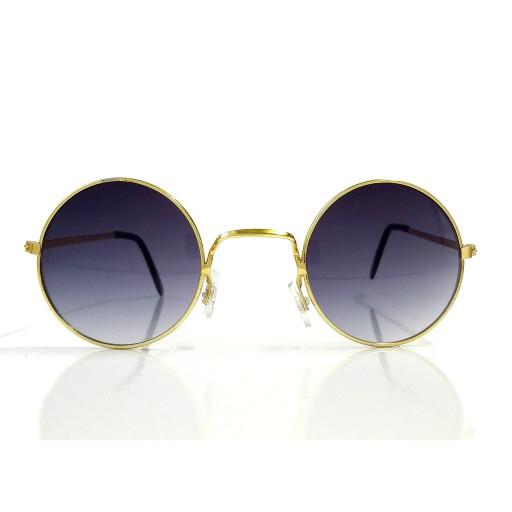 Złote ramki, Okulary przeciwsłoneczne Allegro.pl