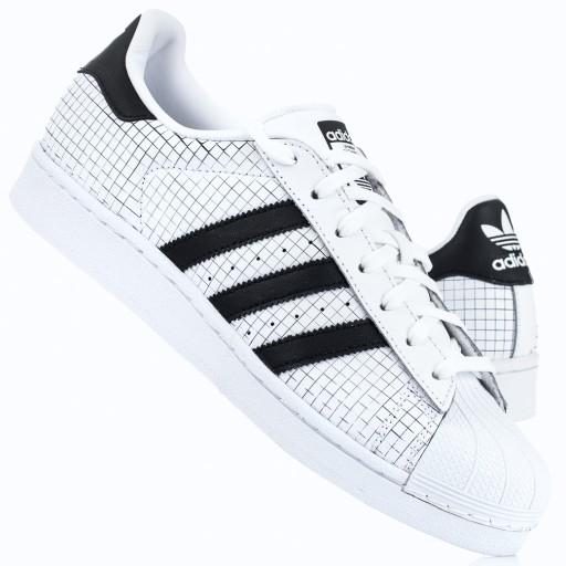 Buty męskie Adidas Superstar Originals AQ8333