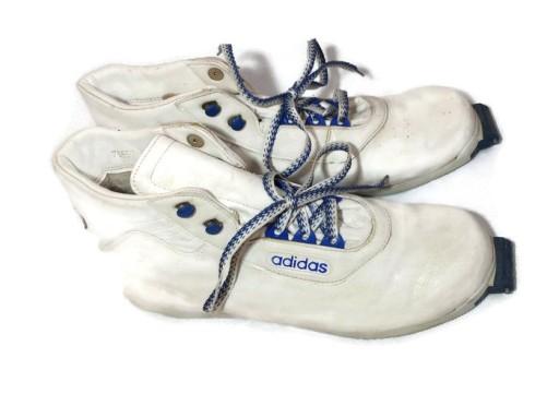 Buty narciarskie vintage Adidas okazja
