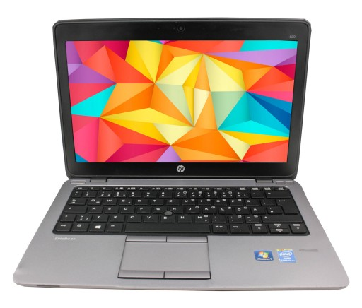 HP EliteBook 820 G1 i5 16GB 500GB HDD HDMI KlasaA