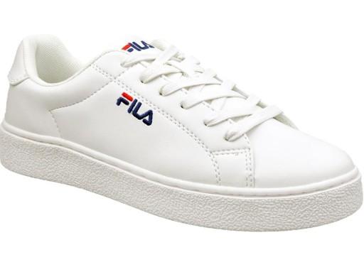 Oryginalne buty FILA UPSTAGE Low 1010327 1FG białe NEW
