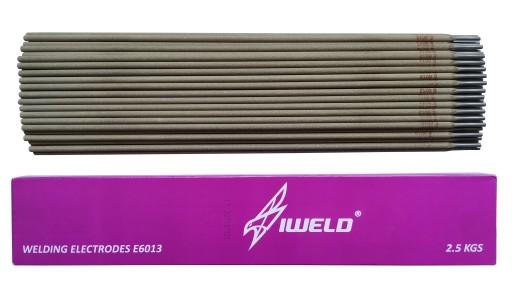 Elektrody spawalnicze E6013 IWELD 2.5mm 2.5kg
