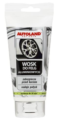 AUTOLAND Wosk do felg KONSERWUJE I NABŁYSZCZA150ml