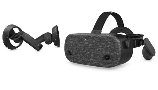 HP Reverb VR Pro 4K Zestaw Od ręki!