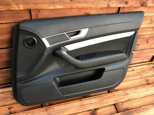 AUDI A6 C6 THIS IS UPHOLSTERY RIGHT FRONT EU 0074