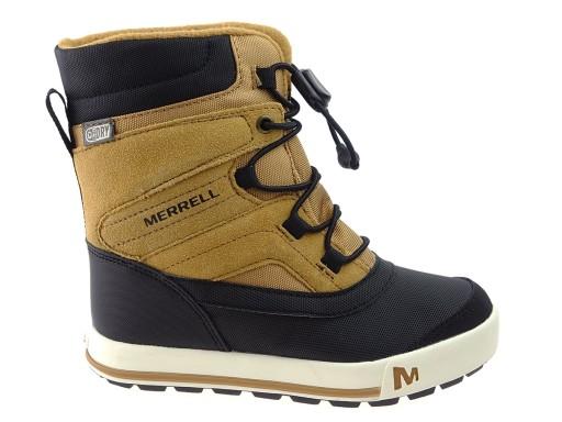 Buty Zimowe Merrell 56187 Snow Bank Sniegowce 33 7609751247 Allegro Pl