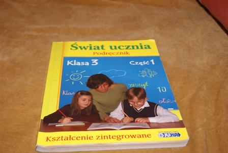 Podrecznik Swiat Ucznia Klasa 3 Czesc 1 8 Zl Allegro Pl Raty 0 Darmowa Dostawa Ze Smart Warszawa Stan Uzywany Id Oferty 8350548782