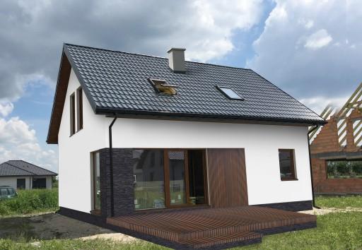 Dom Bez Pozwolenia Projekt Domu 35 M2 8783644591 Allegro Pl