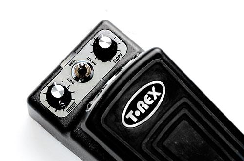 Efekt podłogowy do gitary kaczka T-Rex SHAFTER WAH