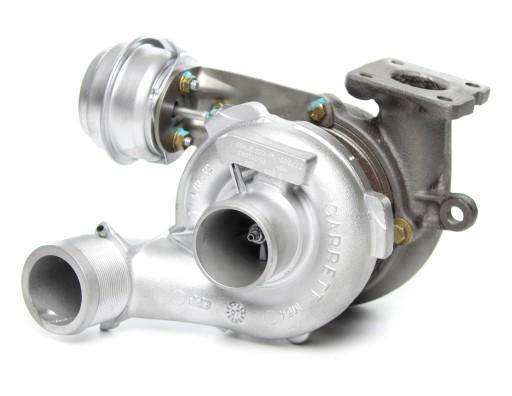 TURBINA ALFA ROMEO GT 1.9 JTD 170 KW 125